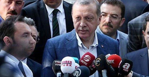 Erdoğan'dan Suriyelilere vatandaşlık açıklaması: Biz artık veren eliz