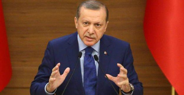 Erdoğan: İsrail'le, Rusya'yla ilişkilerimizi geliştiriyoruz