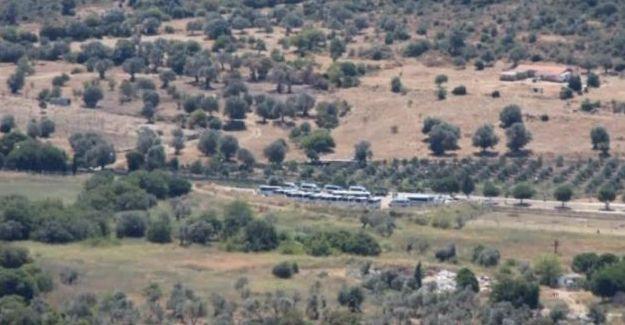 Foça Deniz Üssü'ne polis operasyonu: 201 asker gözaltında