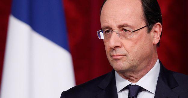 Fransa Cumhurbaşkanı Hollande: 'Olağanüstü hal' üç ay daha uzatılacak