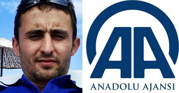 Fransa katliamı AA muhabirini 'sevindirdi'; AA ve TFF'den açıklama