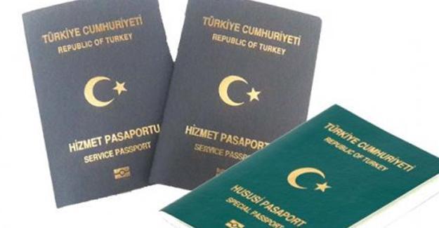 Gri ve Yeşil pasaportlulara yurtdışına çıkış yasağı
