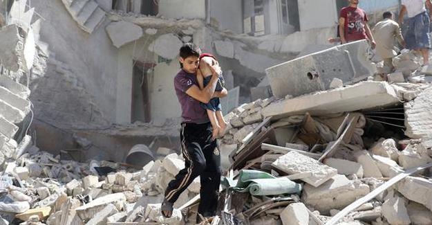 Halep'te kuşatma daralıyor