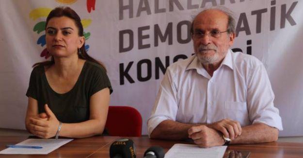 HDK Eş Sözcüleri'nden 'darbe' açıklaması