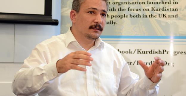 HDP Eş Başkan Yardımcısı: AB 15 milyon Kürt mülteci ile de baş etmek zorunda kalacak