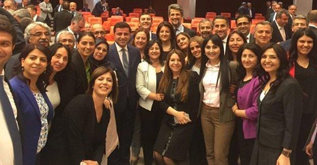 HDP'lilere gönderilen 'şüpheli çağrı kağıdı'nda değişiklik