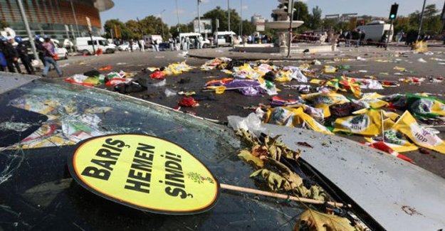 İçişleri Bakanlığı'na göre, Ankara katliamında güvenlik zafiyeti yok!