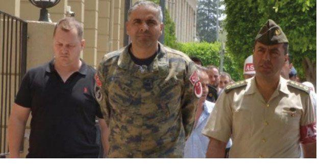 İncirlik Üssü'nün komutanı Tuğgeneral Bekir Ercan Van tutuklandı