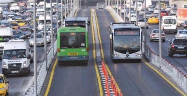 İstanbul'da 'ücretsiz toplu ulaşım' süresi uzatıldı