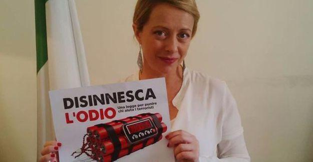 İtalya'da 'radikal İslamcılığı' suç sayan yasa tasarısı