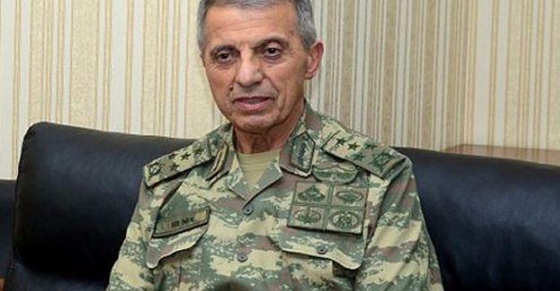 Jandarma Genel Komutanı Galip Mendi'nin yerine atama