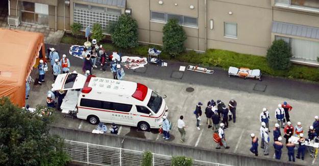 Japonya'da saldırı: 19 kişi hayatını kaybetti