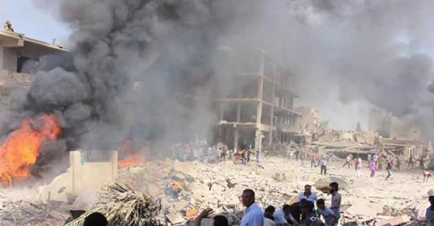 Kamışlo'da patlama: 34 ölü, 143 yaralı