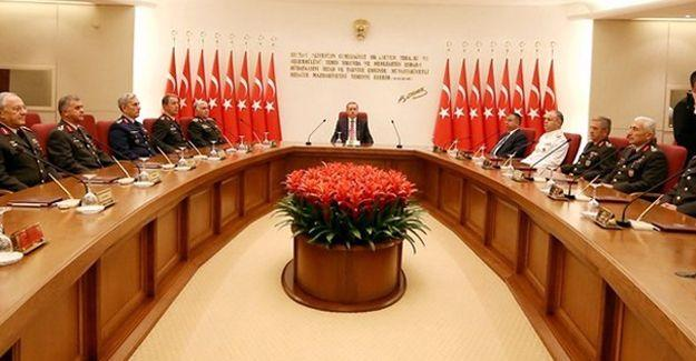 Kritik YAŞ öncesi TSK'de 2 orgeneral istifa etti