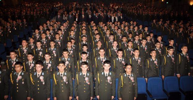 Kuleli Askeri Lisesi'nde okuyan 62 öğrenci tutuklandı