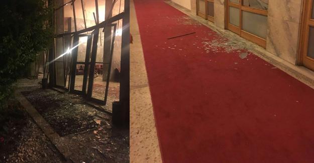 Meclise bomba atıldı, MİT'ten açıklama
