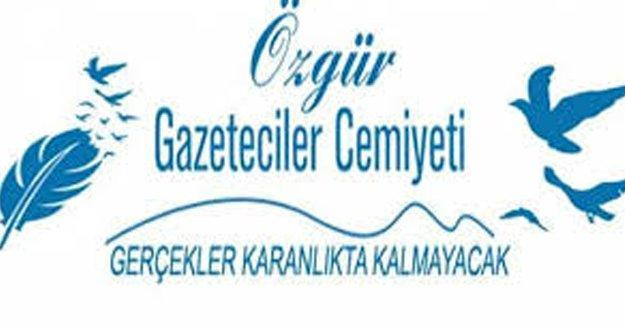 ÖGC: Son 6 ayda, 10 gazeteci öldürüldü, 24'ü tutuklandı