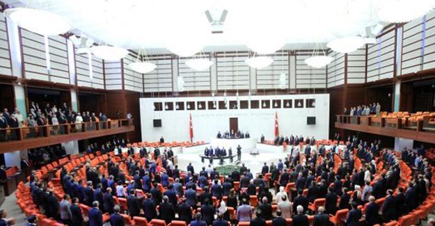 OHAL tezkeresi TBMM'deki oylamada kabul edildi