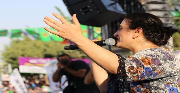 Sebahat Tuncel: Darbelerin son bulması Sayın Öcalan'ın özgürlüğüyle sağlanacaktır