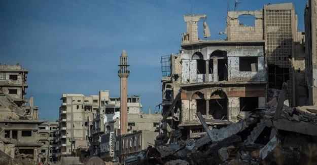 Suriye'de 72 saatlik bayram ateşkesi