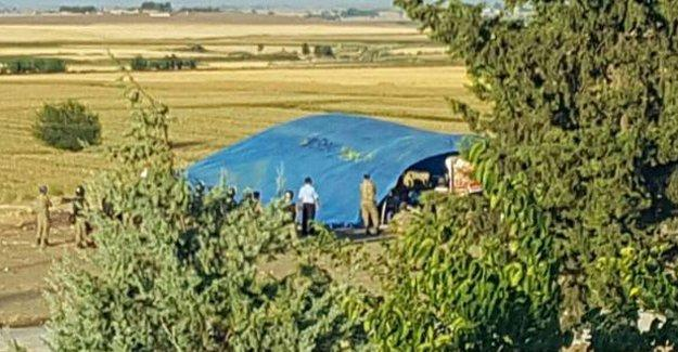 Terolar'da direniş çadırına asker saldırısı