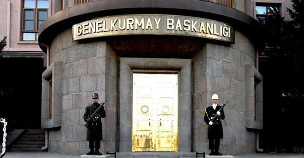 TSK darbe girişiminde bulunan askerlerin sayısını açıkladı