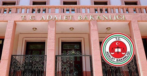 Adalet Bakanlığı'nda 124 gözaltı