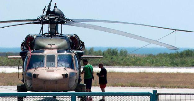 AKP'li vekilden 'Yunanistan'a kaçan helikopterde CIA ajanı vardı' iddiası