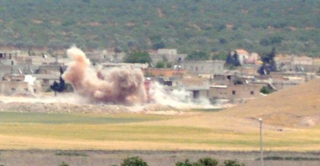 Antep'in Karkamış ilçesi boşaltılıyor