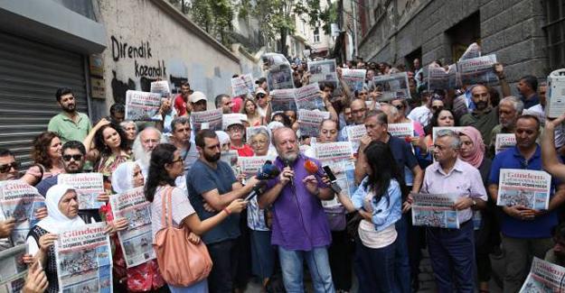 Aslı Erdoğan için 'Özgürlük Nöbeti' başlatılıyor