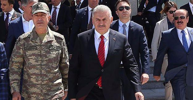 Başbakan Yıldırım'dan Elazığ saldırısı açıklaması