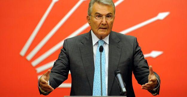 Deniz Baykal'dan 'başkanlık' açıklamasına düzeltme