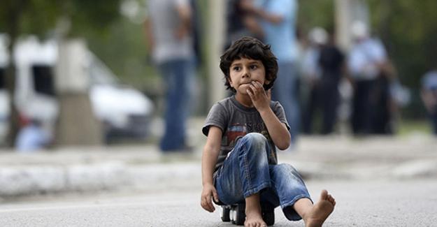 BKA: 8 bin 991 çocuk sığınmacı kayıp