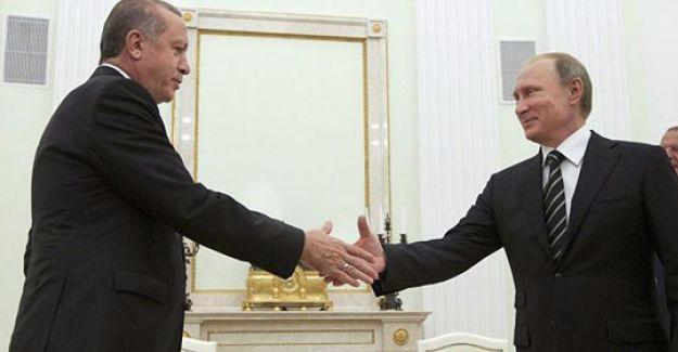 Cumhurbaşkanlığı'ndan 'Putin-Erdoğan' açıklaması