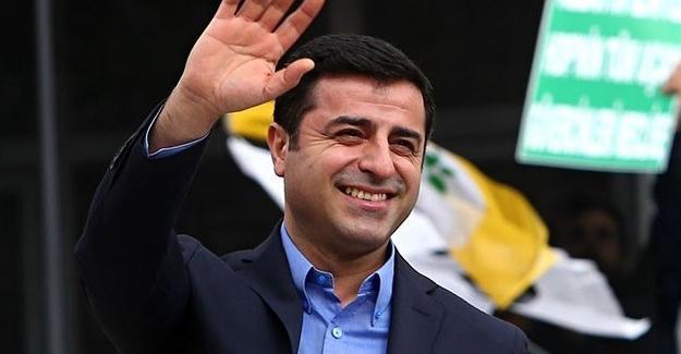 Demirtaş, Adalet Bakanı Bozdağ'ı 2011'deki Meclis konuşmasıyla vurdu