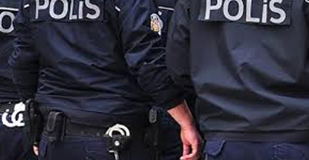 Denizli'de 50 polis açığa alındı