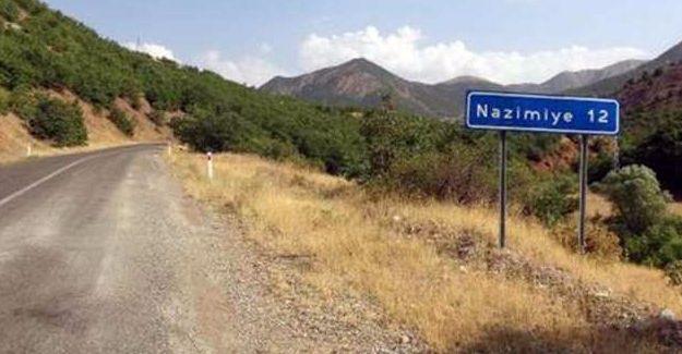 Dersim'in Nazimiye ilçesinde yasak kaldırıldı