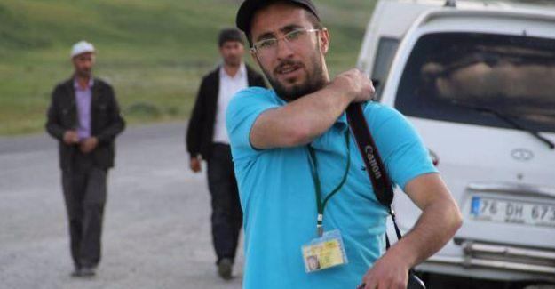 DİHA muhabiri Erdem Mühirci tutuklandı