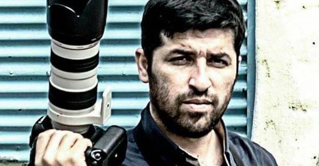 Darp edilerek gözaltına alınan DİHA muhabiri Metin Yoksu serbest