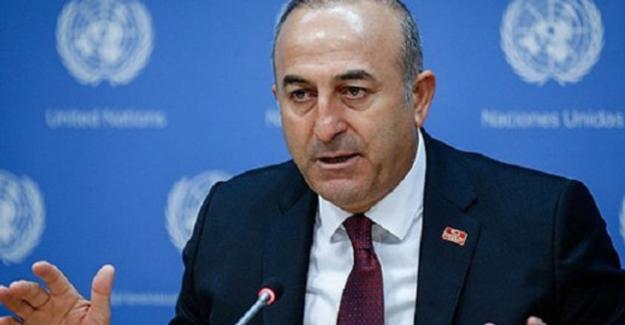 Dışişleri Bakanı: DAİŞ'in birinci hedefi Erdoğan