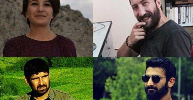 Diyarbakır'da dört gazetecinin gözaltı süresi 24 saat uzatıldı