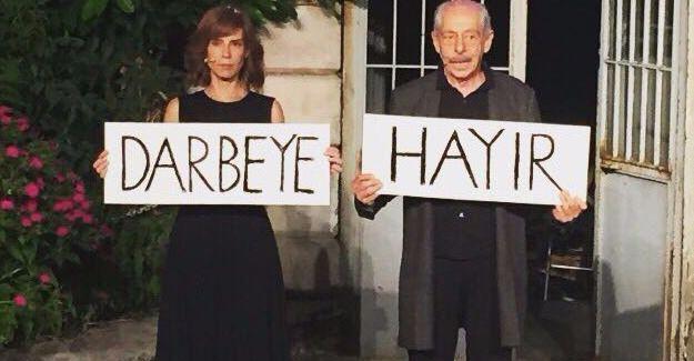 """""""En son oyunumu Kenan Evren yasaklamıştı, 35 yıl sonra AKP-OHAL yasaklıyor"""""""