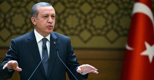 Erdoğan: FETÖ, PKK ve DAEŞ mensuplarının başını ezmekten yanayız