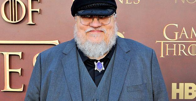 Game of Thrones'un yazarının bir kitabı daha diziye uyarlanıyor