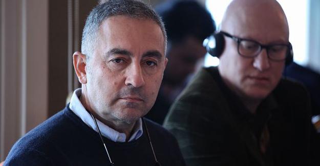 Gazeteci Ergun Babahan'a gözaltı kararı