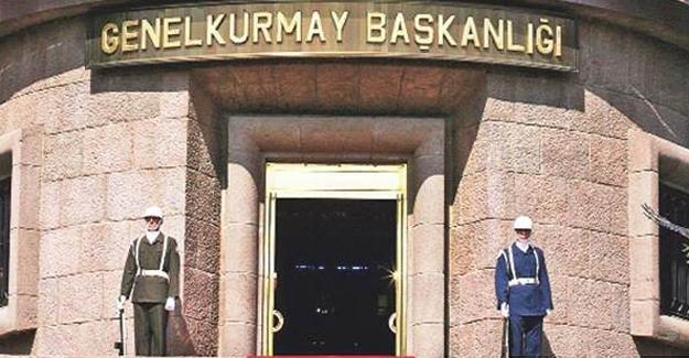 Genelkurmay Ankara dışına taşınacak iddiası