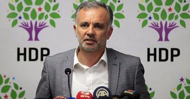 HDP'den 'belediyelere kayyum kararnamesi' eleştirisi