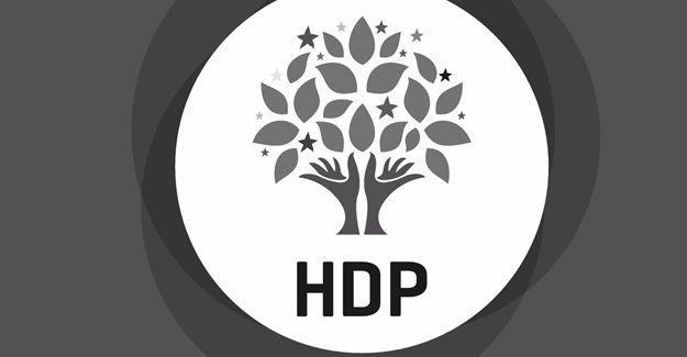HDP, HDK, DTK ve DBP'den 3 günlük yas ilanı