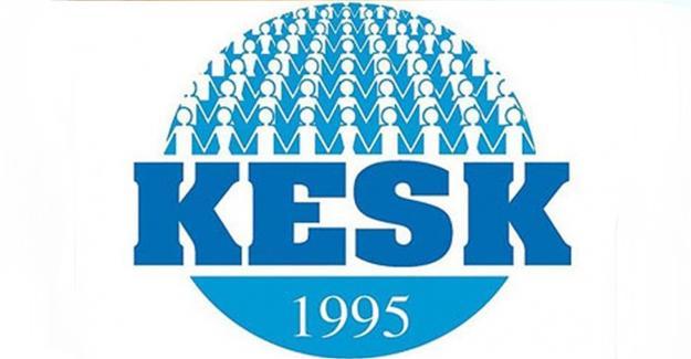 HDP'den açığa alınan KESK üyeleri için Meclis araştırması talebi
