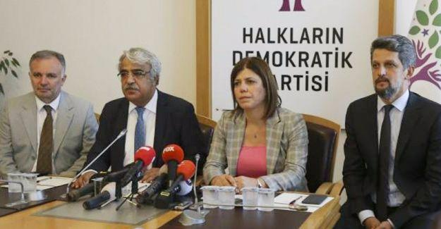 HDP'den 1921 Anayasası önerisi